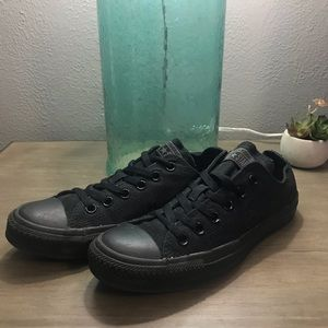 Converse Shoes - Black All-Stars